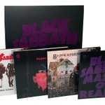 Want to win 4 @BlackSabbath deluxe vinyl reissues and a poster? RT & follow us to win. Winner announced at 5pm. https://t.co/y4pRtQG60i
