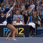VIDEO: UCLA gymnast Sophina DeJesus includes Nae Nae, Dabs in amazing floor routine https://t.co/N9WbgwWa9J https://t.co/IyicHavC4C