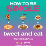 Were at it again! Tweet @HowToBeSingle with #HowToBeSinglePromo and the emoji you want for dinner! ???????????? https://t.co/Gd09z1acgf