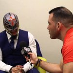 Rey Mysterio on wrestling without his mask in WCW, Kalisto, #LuchaUnderground https://t.co/lWFYP8h4Y7 https://t.co/rtoA9G0VgE