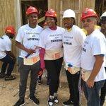 Serena Williams builds school in Jamaica with help from Yohan Blake and Warren Weir. Click https://t.co/U6falct7lh https://t.co/zJIJskwjq1