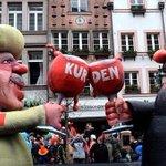Карнавал в Кёльне. Здесь никаких иллюзий не осталось. https://t.co/LBEOQB5hih