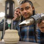 Redlands High School teacher gets 3D printer to aid disabled students https://t.co/Zxzk4rYbya https://t.co/K1bLnb4vqK
