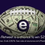 RT silktim: RT esurance: Theres just 3 hours remaining in the #EsuranceSweepstakes and your chance to win $250K. … https://t.co/qBAVKAXyjf