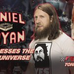 TONIGHT on @WWE #RAW: @WWEDanielBryan addresses the @WWEUniverse about his retirement, LIVE on @USA_Network. https://t.co/03aZKhrSQz