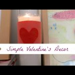 Valentines Working day Decor | Diy | Rather in Pink - https://t.co/uVGS3yBzjm https://t.co/3mKqtxKj36