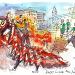 Seattles Lunar New Year celebrations are a colorful spectacle for @seattlesketcher: https://t.co/lPSGFhton4 https://t.co/xANJegauzl