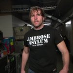 Looks like Deans coming for Lesnar, but whats he got in mind? #RAW #DeanAmbrose https://t.co/zz53Nsna9Y
