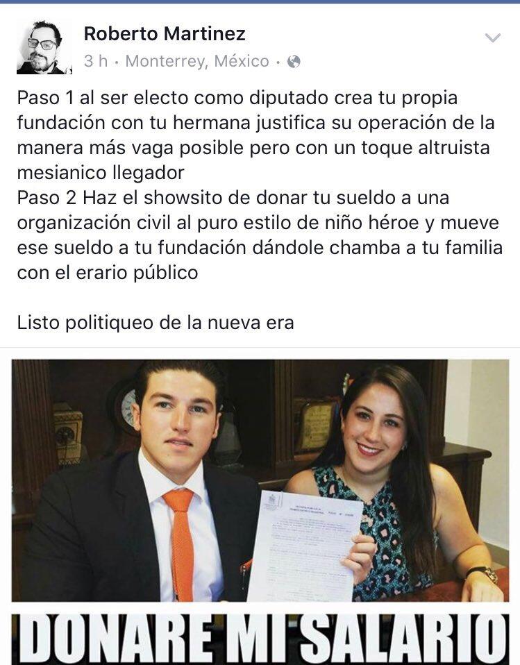 Negocio redondo y familiar de @samuel_garcias también esta cuenta acepta donaciones https://t.co/pqhIfTFoZt