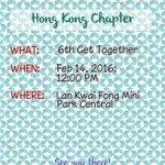 ALDUB|MAIDEN Nation Hongkong Chapter 6th Get Together on VDay! DM @Maiden16_hk for more details #ALDUBSecretAdmirer https://t.co/9n5f4iyDJj