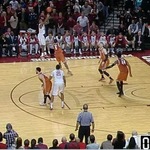 Big Shot Buddy! No. 3 Oklahoma fights off No. 24 Texas, 63-60, after Hield sinks a three with seconds left. https://t.co/ZQJwdDf11T