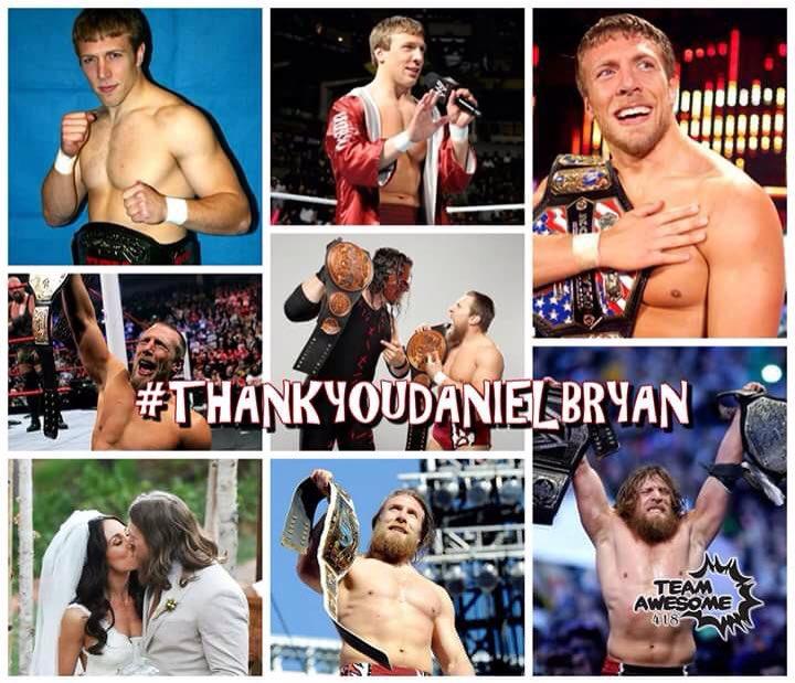 Es tiempo de darle las gracias por todo lo que nos dio a lo largo de su carrera #ThankYouDanielBryan @reformacancha https://t.co/DIKDgW19Nq