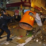 Dozens injured in #HongKong riots over sale of fish balls & other holiday delicacies https://t.co/Sr2bjcmLEq https://t.co/4BIKYpHBjY