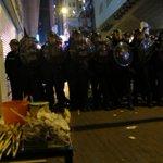 Some shots of last night in Portland Street #fishballrevolution https://t.co/LUibn2f4y5