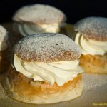 Today is Fat Tuesday! Which means eating at least one of these. Read more about the semla: https://t.co/v0Nl4Bs2xV https://t.co/gCG7LuglTA