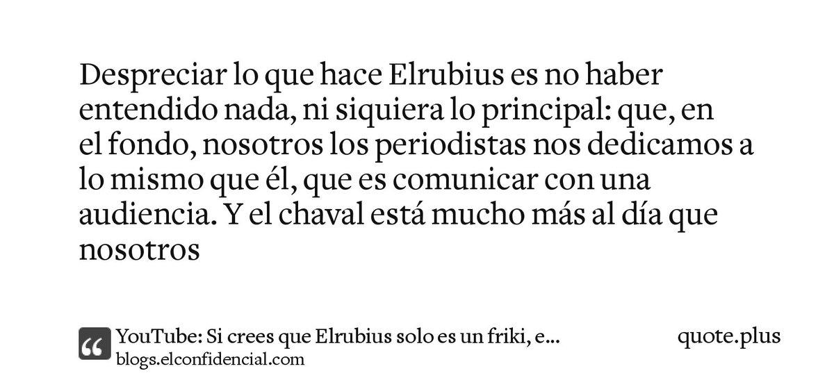 Magnífico artículo de @galatea128 en @elconfidencial sobre la polémica El Mundo vs. @Rubiu5  https://t.co/SViti2EI5e https://t.co/SWsu9YXJpQ