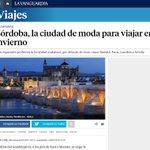 #CordobaEsp, la ciudad de moda para viajar en invierno vía @lavanguardia #turismo #viajes https://t.co/Y1vGyvhqPV https://t.co/Mhwv2xkg0Y