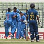 India reach the final of #U19CWC with a 97 run victory over Sri Lanka! https://t.co/ynWTv1UGjC https://t.co/aPk5AKiGlX
