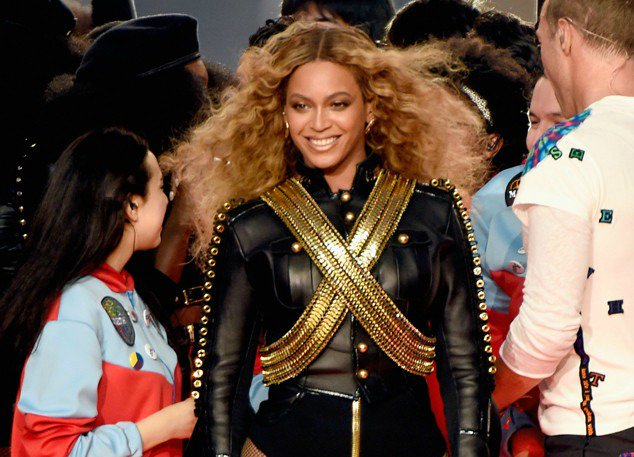 Was Beyoncé's Super Bowl outfit inspired by Michael Jackson? All the details on her look: