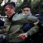 Hong Kong police clash with protesters in Lunar New Year riots https://t.co/o6wC4q3K2t https://t.co/w25tnkzk3v