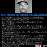 #SiachenMiracle   Lance Naik Hanamanthappa cheated death on Siachen glacier Let us pray for the braveheart https://t.co/0IzTxq7YyX