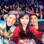 Coming soon @coverversion_t7 with @bangbily @7essycaAuryn as the judges/comentator ;) https://t.co/BPAO45mc7E