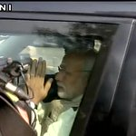 #SiachenMiracle PM Narendra Modi leaves Army RR Hospital after meeting Lance Naik Hanumanthappa https://t.co/ILnngURVbx