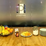 The Platinum office is ready for #PancakeDay mine is classic lemon & sugar, what topping do you go for?#LovePlatinum https://t.co/78Cxnso8b3