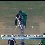 Has Nepal found the next @ShaneWarne at #U19CWC in the 15 Year Old Sandeep Lamichhane? WATCH https://t.co/yNXfSw2KCC https://t.co/kjGkR3S2FO