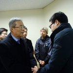 오늘 김종인 비상대책위원장은 백남기 농민이 입원해 있는 서울대학교 병원을 찾았습니다. 새해, 백남기 농민이 다시 일어나 우리 곁에 와 주시길 기원해 봅니다. #더불어민주당 https://t.co/TpKatWqhFJ