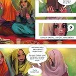 """Weh, apehal hidup aku ni tak macam dalam novel Suami Aku Ustaz?"" Baca ni. Petikan #CoklatTarbiah by Aiman Banna. https://t.co/RCV5jWimKj"