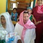 Perkahwinan jd viral di Filipina. lelaki 61thn berkahwin dgn perempuan 13thn  tp muka perempuan tu mcm terpaksa haha https://t.co/pl7dZeCtof