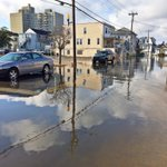 Winchester Avenue in Atlantic City flooded from tidal waves #acpress @ThePressofAC https://t.co/JXtEQcfOfZ