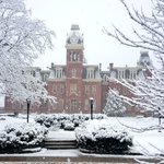 Our campus is always beautiful, especially when its covered in snow https://t.co/y6sspU4rm9