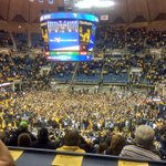 Its GameDay Mountaineer Nation! No. 10 #WVU heads to No. 6 Kansas for a Big 12 battle. Remember this??? https://t.co/4bRa4s2fvM