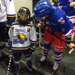 Over $2,700 raised at #OHLRangers #SpecialHockeyBenefitGame https://t.co/ZTlEQW4IjC https://t.co/9Bkhh3We7n