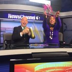 Throw me something, mister! @BlaineStewart and I are missing home today! Happy #MardiGras! #NOLA @WTKR3 https://t.co/kvGzC9TZ0J