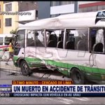 [#ENVIVO] Accidente la Av. Grau deja un muerto y más de 20 heridos #PrimerReporte ►https://t.co/KZSkQUrrz3 https://t.co/qVVKnwcpT6