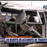 [#ENVIVO] Violento accidente en el centro de Lima deja un fallecido #PrimerReporte ►https://t.co/KZSkQUrrz3 https://t.co/dcjvDaQwHy