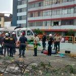 Trágico accidente entre el cruce de Grau y Huánuco deja un muerto y 16 heridos @Capital967 la zona esta bloqueada https://t.co/0oPUhmTE4d
