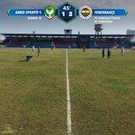 İlk Yarı Sonucu | Amed Sportif 1-2 Fenerbahçe https://t.co/gDUBkyFwvH