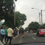 Simpatizantes de PPK van hasta su casa para protestar por inclusión de Ciro Castillo en la lista al Congreso https://t.co/Fb320jwKGW