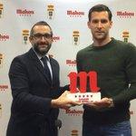 ¡Enhorabuena a David Fernández #Jugador5EstrellasROV en enero! Le habéis elegido a través de @futbolmahou https://t.co/4m7Pbb0T29