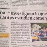 Lo que dudamos ahora precisamente es eso: @CesarAcunaP realmente estudió? @elcomercio https://t.co/lZOY2v0Xhr
