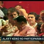 AHORA | Alan García ni Keiko Fujimori no participarán en debate #Elecciones2016 ► https://t.co/knV8mFeyxX https://t.co/p2WMGmpjEE