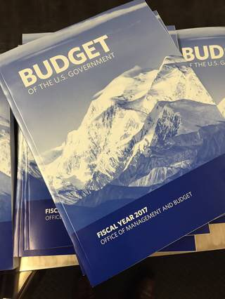 .@POTUS' commitment to #ActOnClimate is evident throughout his Budget, cover to cover. Here's a first look: https://t.co/arYMjlHEuv