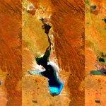 Satélite captó la evaporación del segundo lago más grande de Bolivia ► https://t.co/QtkGcKIoVS https://t.co/LClZy2zWwF