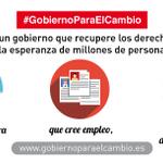 Interesante web con toda la información y propuestas del #GobiernoParaElCambio del PSOE https://t.co/InkDOmojZN www.gobiernoparaelcambio.