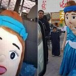 Saudi morality police arrest a sweet shops mascot for costume showing skin https://t.co/x3joUUZTpw https://t.co/42zU4Ml0jn
