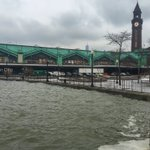 High tide flooding in Hoboken NJ today. Perplexed how residents are fighting @rebuildbydesign flood-protection plans https://t.co/tkJYsTzGOZ